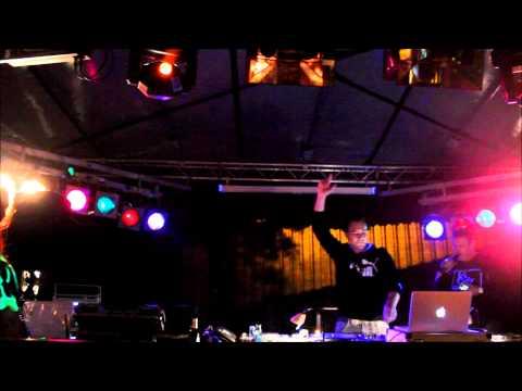 Dan Royal @ Hessentag 2012 Licher X2-Party-Zone