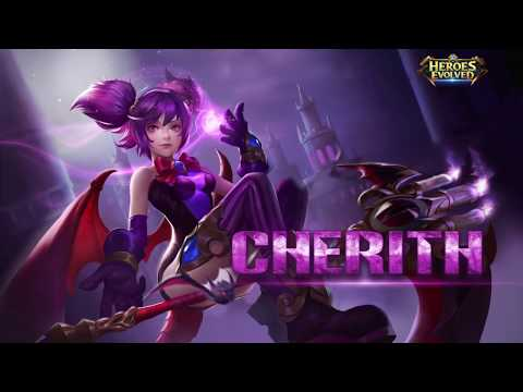 Heroes Evolved: New Hero, Cheirth