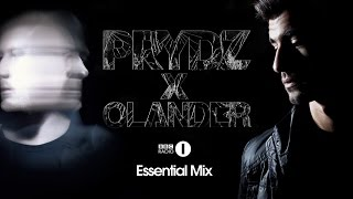 Eric Prydz & Jeremy Olander - BBC Radio 1 Essential Mix 2015-01-03 [HQ] [Free Download]