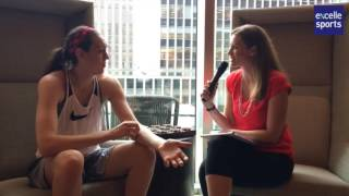 Breanna Stewart speaks to Excelle Part 2