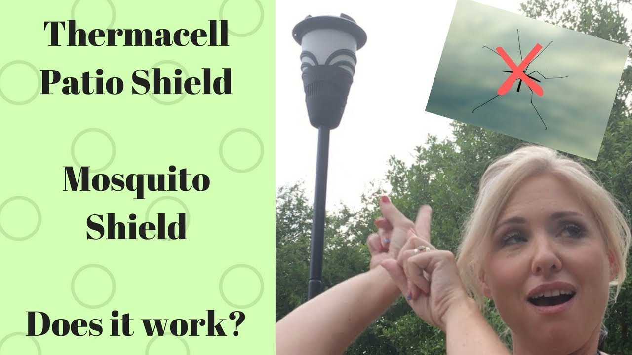 natural mosquito repellent thermacell patio shield review