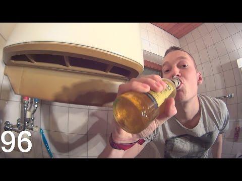 100 Arten ein Bier zu öffnen Teil1 | 100 Ways to open a Beer Part 1