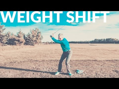 WEIGHT SHIFT - Shawn Clement - Wisdom In Golf