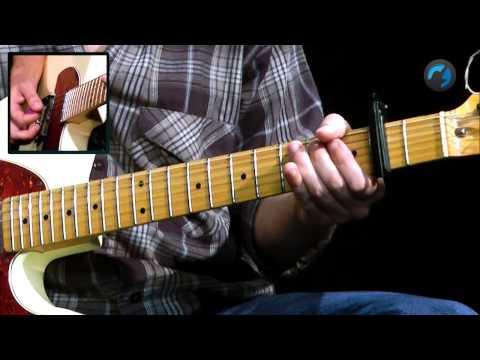 Audioslave - Be Yourself (aula de guitarra)