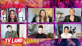 'Cast on the Final Season Premiere' Getting Younger: S7 Ep.1 | The Younger After Show