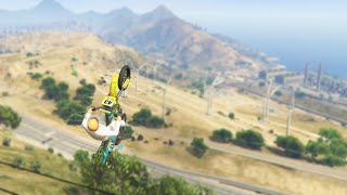 EPIC OFF-ROAD BIKES (GTA 5 Funny Moments)