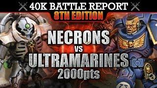 ultramarines-vs-necrons-warhammer-40000-battle-report-2000pts-s7e19-quantum-deflection