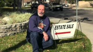 The Estate Sale: A Video Tract by Tony Miano