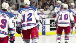 NHL 15: NY Rangers Vs Los Angeles Kings - Hardcore Style - True Broadcast