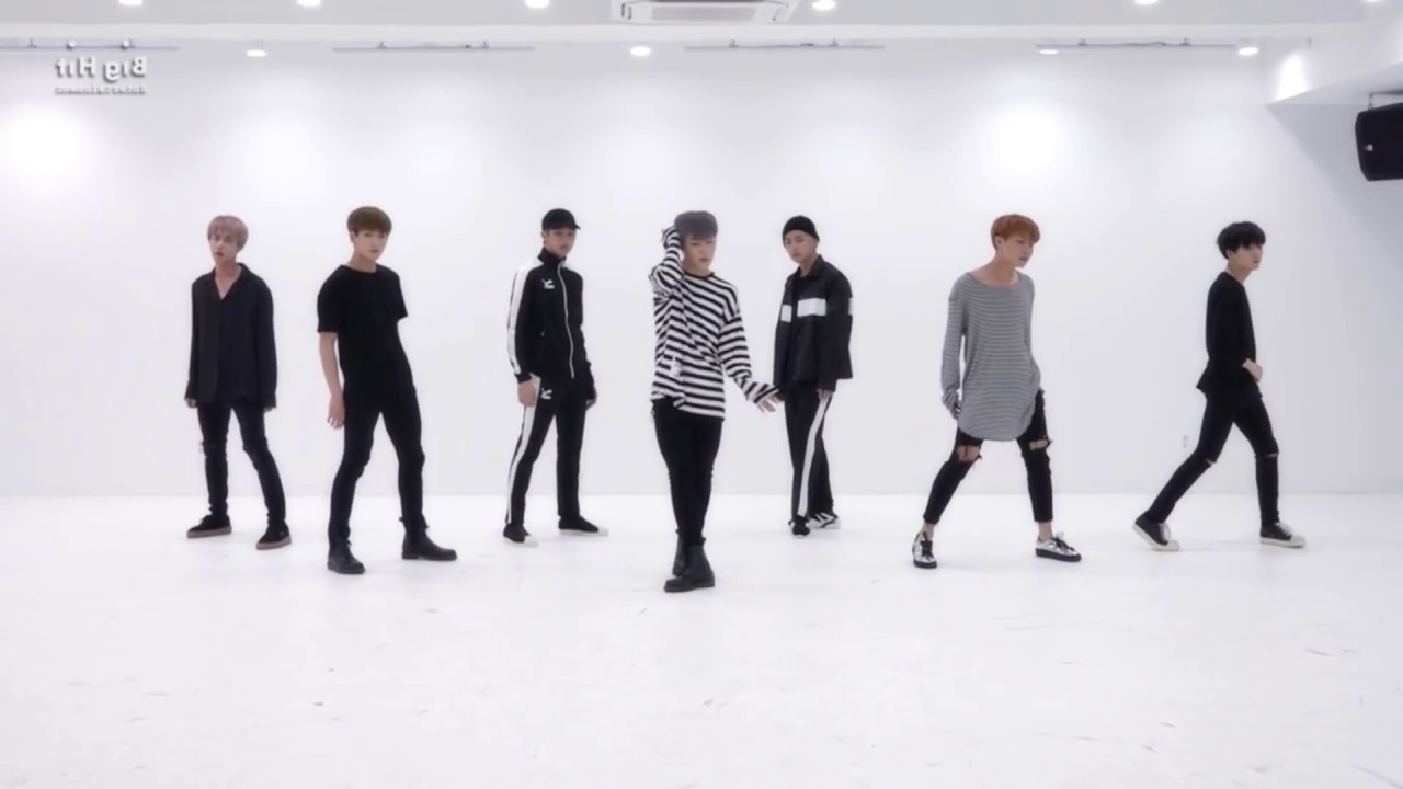 how to dance like bts