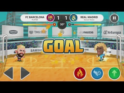 Head Soccer La Liga 2017 Android Gameplay #5