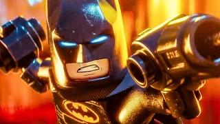 THE LEGO BATMAN MOVIE All Trailer + Movie Clips (2017)