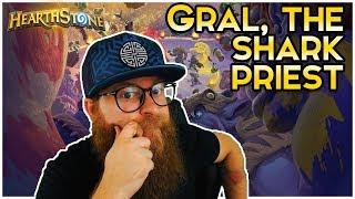 Gral, the Shark Priest ● Wild Mindblast Priest ● Hearthstone ● Rise of Shadows