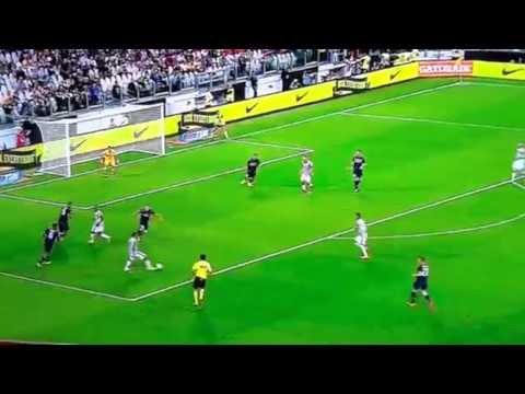 Juventus 2 Udinese 0 Tutti i gol commentati da Zuliani