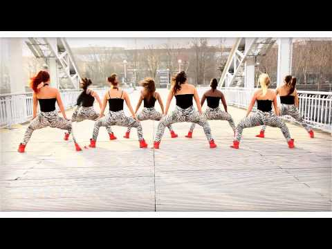 Azonto Dance From NORWAY IN PARIS by Urban Tribe #NEW 2012 MUST WATCH