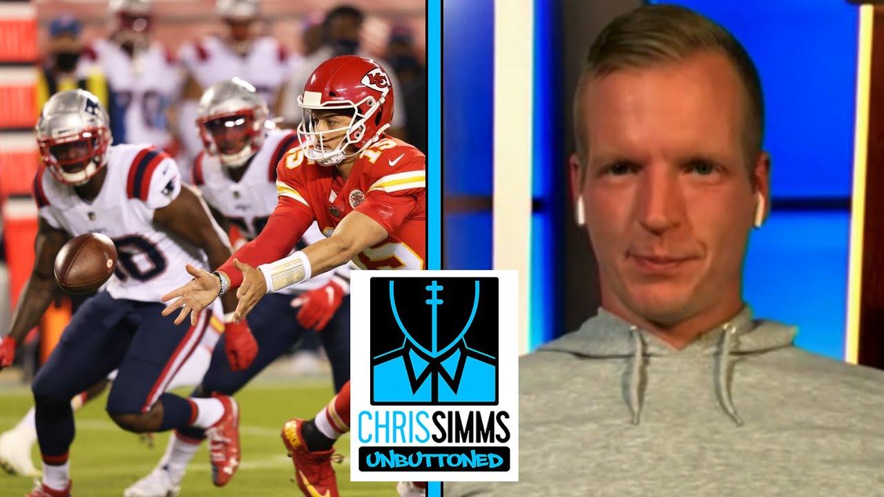 NFL Week 4 Game Review: Patriots vs. Chiefs   Chris Simms Unbuttoned   NBC Sports