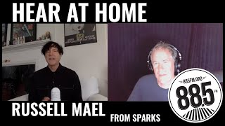 Hear At Home with Russell Mael from Sparks