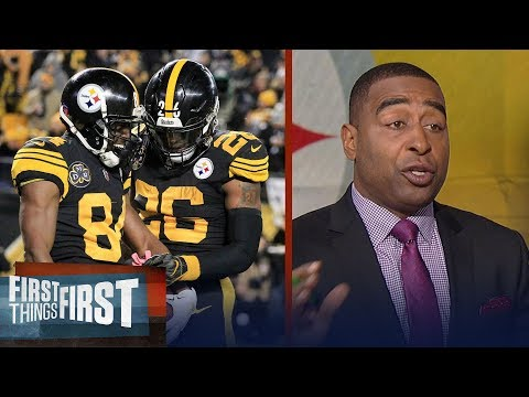 Cris Carter tells us who the Pittsburgh Steelers really are | FIRST THINGS FIRST