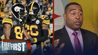 Cris Carter tells us who the Pittsburgh Steelers really are   FIRST THINGS FIRST