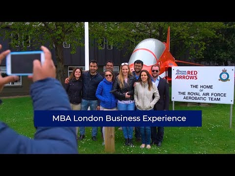 MBA London Business Experience | London Business School