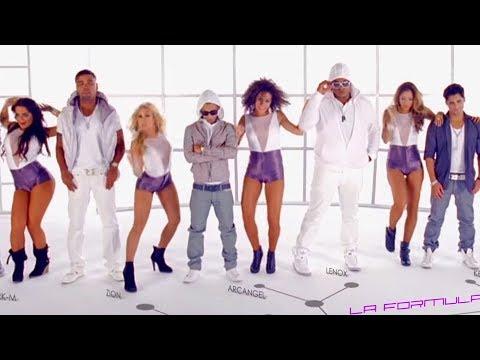 Ken-Y, Zion, Lobo, Lennox, Arcangel, RKM  - Diosa De Los Corazones (La Formula) [Official Video]
