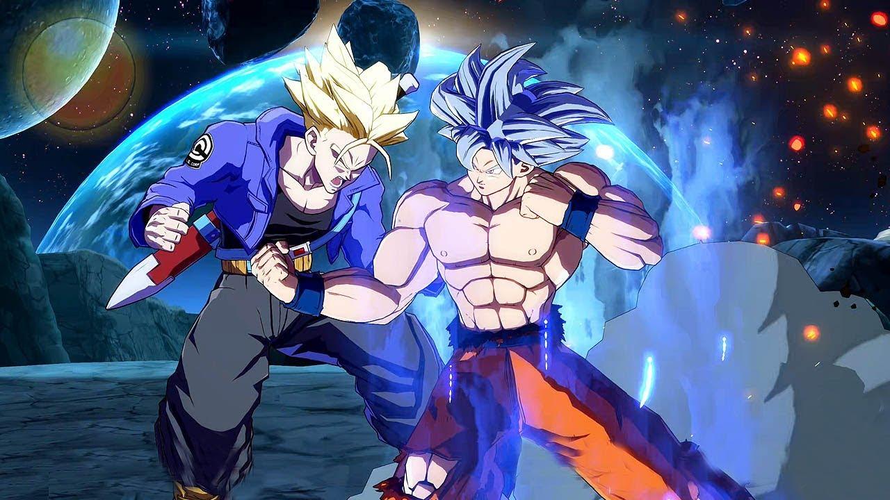 Dragon Ball FighterZ - Ultra Instinct Goku Gameplay @ ᵁᴴᴰ ...