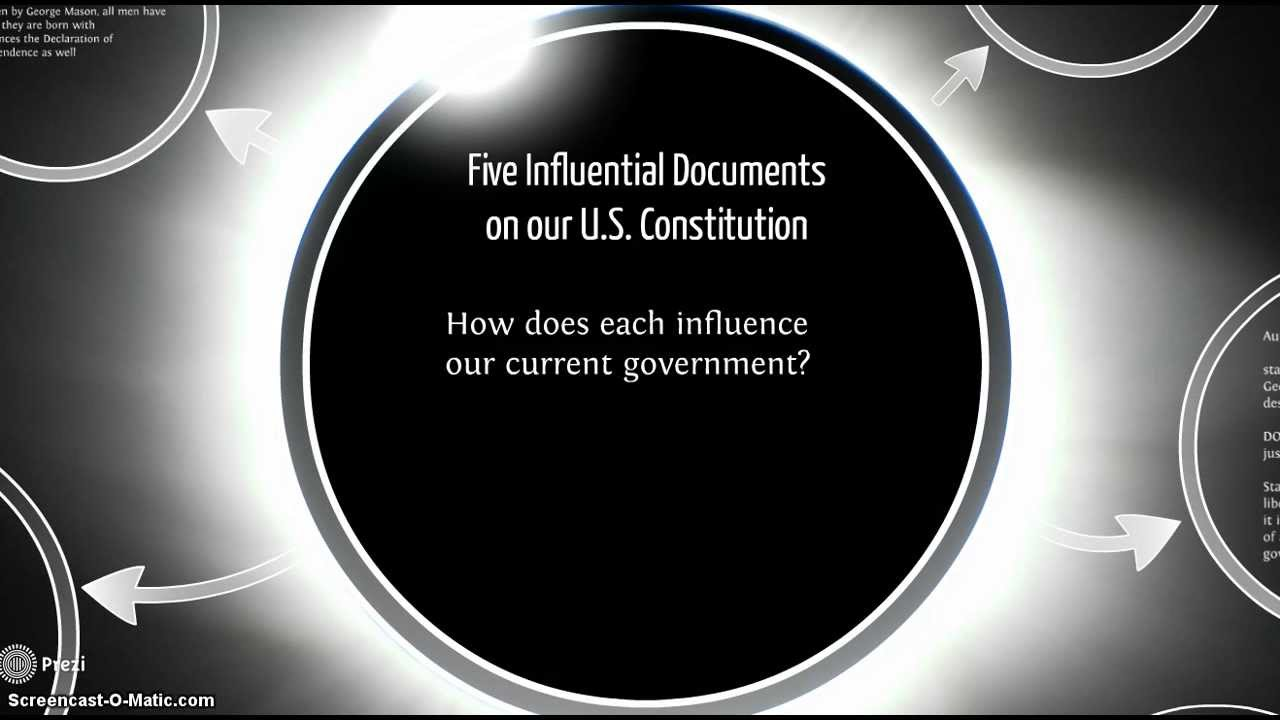 did the constitution contribute to the Magna carta exercised a strong influence both on the united states constitution and on the constitutions of the various states however, its influence was shaped by what eighteenth-century americans believed magna carta to signify.