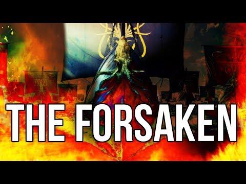 The Citadel of HYPE Podcast Episode # 5 : The Forsaken Chapter Breakdown!