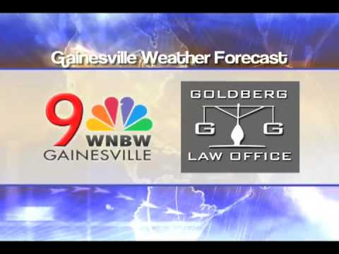 Weather Forecast - Goldberg Law Office and NBC9