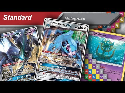 Metagross GX !! Lista incrível do Gabriel Modesto - Pokemon TCG