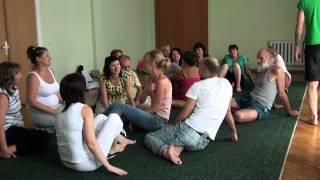 Фестиваль Пси-Арт 2012 Белова Оксана. ИТДТ (19.08.2012)