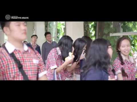 Campus Visit Prasmul I SMA Notre Dame Jakarta