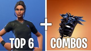 Sweatiest 'POISED PLAYMAKER' Skin Combinations In Fortnite!