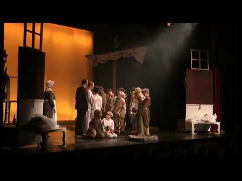 Teatergruppen Klima, Peter Pan finale
