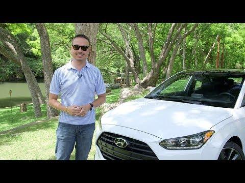 Hyundai Veloster 2019 Prueba y detalles que debes saber