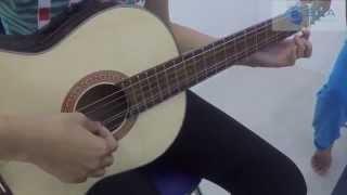 Câu chuyện SEA Guitar - học viên vượt 2g đi xe để học guitar