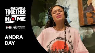 """Andra Day performs """"Rise Up""""   One World: Together At Home"""