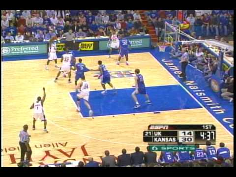 Kentucky learns while losing to Kansas