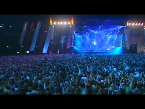 Jon Bon Jovi, Seal & Robert Palmer - Like a Rolling Stone (Wembley 1997)