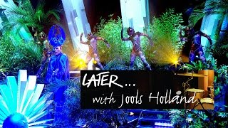 Empire Of The Sun - High & Low - Later… with Jools Holland - BBC Two