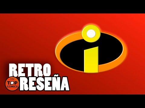 Retro Reseña: Los Increíbles ¿La mejor película de superhéroes?