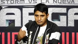 Erik Morales discusses Bradley vs Vargas