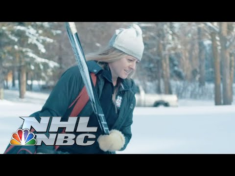 The Road Through Warroad | NHL | NBC Sports