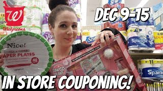 WALGREENS IN STORE COUPONING 12/9/18-12/15/18! HOT SOAP & GLORY DEAL/$1.75 PAPER PLATES & MORE!