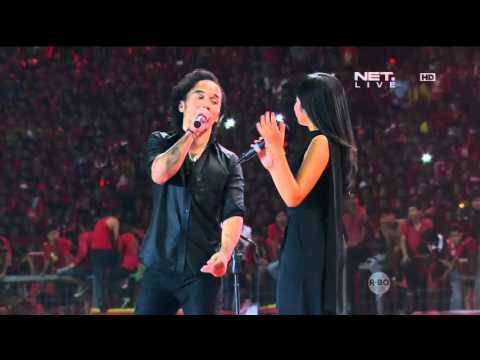 Slank Feat  Yura - Juwita Malam - Closing Ceremony 100 Tahun Jenderal Sudirman