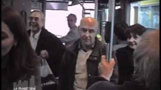 Scandale dans le bus  - France d