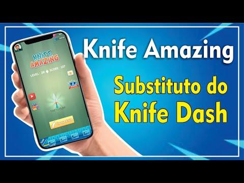 KNIFE AMAZING - SUBSTITUTO DO KNIFE DASH | 2020✔️