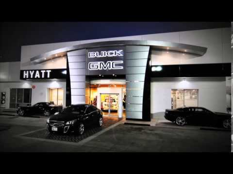 Hyatt Buick GMC Myrtle Beach SC