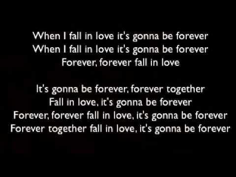 AntAndDec When I Fall In Love Lyrics