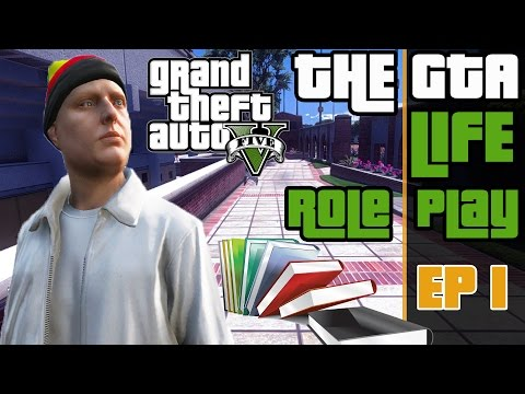 TRYING TO FIND A JOB!!-The GTA Life Episode 1